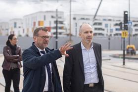 Photo Olivier Klein et Nicolas Grivel