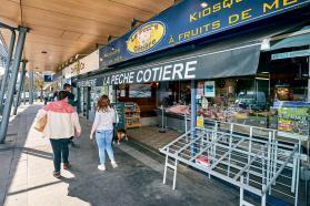 Centre commercial Saint Lambert à Saint-Brieuc (22)