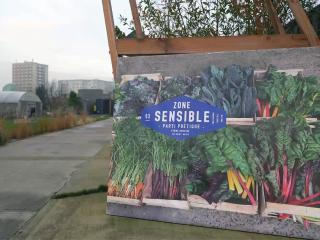 La ferme urbaine Zone Sensible