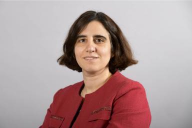 Nadia Bouyer, directrice d'Action Logement