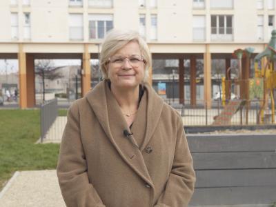 Catherine Vautrin, présidente du Grand Reims et membre du CA de l'ANRU