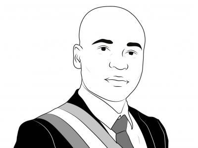 Ambdilwahedou Soumaila, maire de Mamoudzou