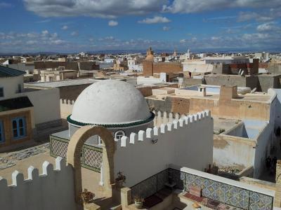Medina de Keirouan, Tunisie, 2014.